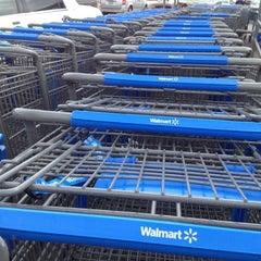 Photo taken at Walmart Supercenter by Michelle D. on 4/24/2012