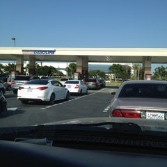 Photo taken at Costco Gasoline by John L. on 5/16/2012