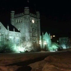 Photo taken at Westmount City Hall by Allen C. on 2/12/2012