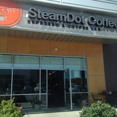 Photo taken at SteamDot Espresso & Coffee Lab by Scott M. on 7/28/2012
