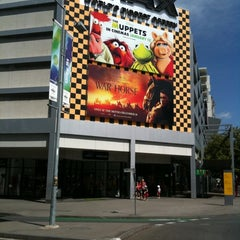 Photo taken at South Bank Cineplex by Max L. on 1/11/2012