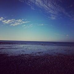 Photo taken at Veulettes sur mer by Stephane Z. on 8/19/2012