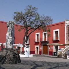 Photo taken at Barrio del Artista by Alejandro M. on 12/10/2011