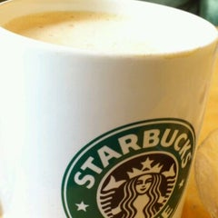 Photo taken at Starbucks by Ahmad A. on 10/21/2011