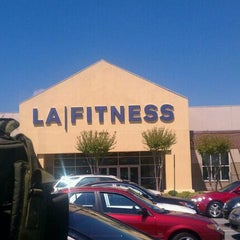 Photo taken at LA Fitness by D J. on 8/29/2011