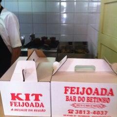 Photo taken at Bar do Betinho by Ricardo P. on 8/13/2011