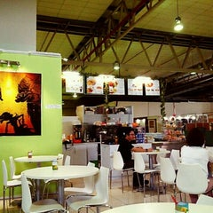Photo taken at Lagenda Cafes @ LCCT's Airport by Dennis C. on 3/3/2012