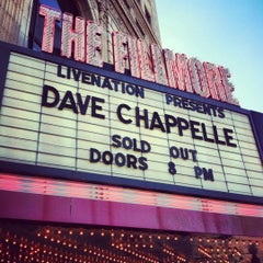 Photo taken at The Fillmore Detroit by Jeremy S. on 8/20/2012