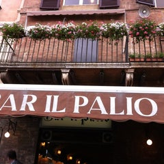 Photo taken at Bar il Palio by Ronny d. on 7/24/2012