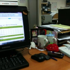 Photo taken at Delami Garment Industries by May on 6/19/2012