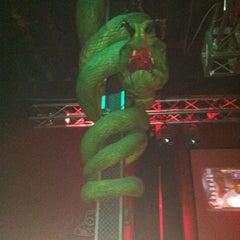Photo taken at Feelgood's Rock Bar by Krystal on 6/16/2012