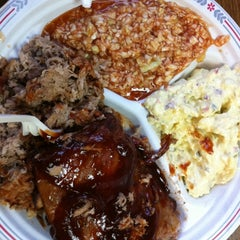 Photo taken at Country BBQ by Ruben G. on 6/9/2012