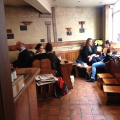 Photo taken at Wild & Wood Coffee by Tatiana A. on 4/27/2012