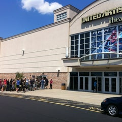 Photo taken at United Artists Westbury 12 IMAX & RPX by Andrew T. on 7/22/2012