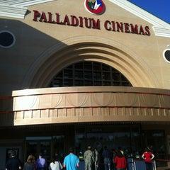 Photo taken at Regal Cinemas Palladium 14 & IMAX by Roderick F. on 5/5/2012