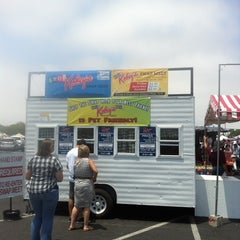 Photo taken at Kobey's Swap Meet by Paul C. on 7/22/2012