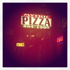 Photo taken at Mythic Pizza by Jon-o G. on 6/2/2012