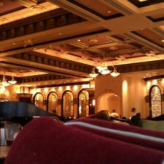 Photo taken at Grand Lux Café by Benny V. on 11/25/2011
