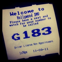 Photo taken at Department of Motor Vehicles by Christina M. on 11/3/2011