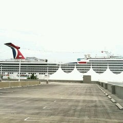 Photo taken at Port of Miami by Maril V. on 6/23/2012