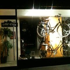 Photo taken at Ciel Bike Shop by jay on 8/17/2012