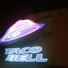 Photo taken at Taco Bell by Carla A. on 12/19/2011