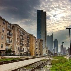 Photo taken at Austin Train Station - Amtrak (AUS) by Bob M. on 2/29/2012