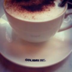 Photo taken at Colibri Café by Emma C. on 8/5/2012