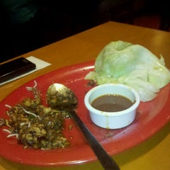 Photo taken at Pei Wei by Mark S. on 11/23/2011