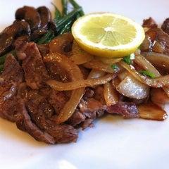Photo taken at Miki Restaurant by Jeffrey C. on 7/28/2011