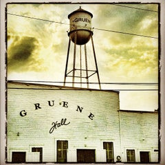 Photo taken at Gruene Hall by Molly B. on 11/14/2011