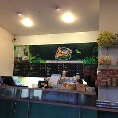 Photo taken at Café Amazon (คาเฟ่ อเมซอน) by Joobjang N. on 3/26/2012