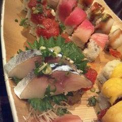 Photo taken at Minato Japanese Restaurant by Danielle D. on 11/15/2011