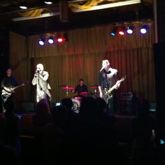 Photo taken at The Beachland Ballroom & Tavern by Ann W. on 12/4/2011