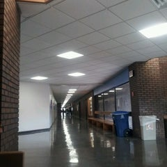 Photo taken at Penn Valley Science & Technology Bldg by 'comfy R. on 12/8/2011