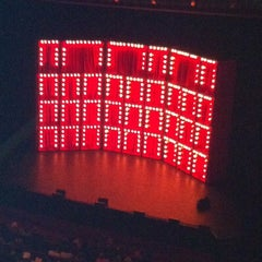 Photo taken at State Theatre, The Arts Centre by Kat F. on 10/6/2011