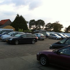 Photo taken at Avia Parking Schiphol by Hakan P. on 7/11/2011
