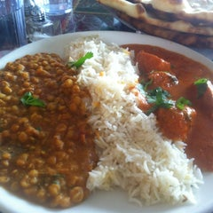 Photo taken at Punjab Kabab House by Melissa D. on 3/23/2012