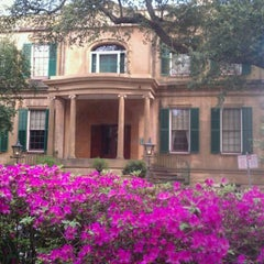 Photo taken at Telfair Museums' Owens-Thomas House by Jonathan S. on 3/25/2011