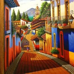 Photo taken at Taqueria Hacienda by Stephanie V. on 4/14/2012