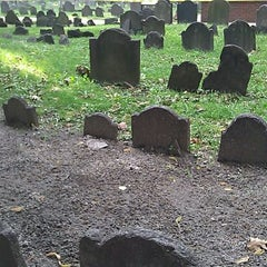 Photo taken at Granary Burying Ground by Doreen A. on 9/4/2011