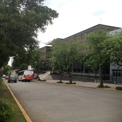 Photo taken at Biblioteca Nacional de Costa Rica by Rolmer R. on 8/4/2012