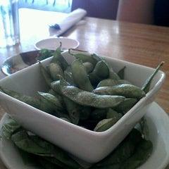 Photo taken at Banzai Sushi & Thai by Kristina H. on 11/16/2011
