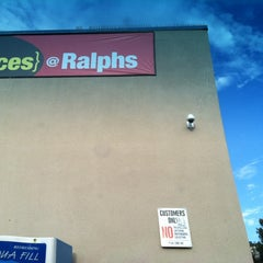 Photo taken at Ralphs by Karlyn F. on 8/17/2012