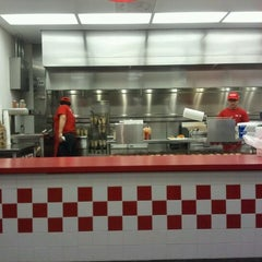 Photo taken at Five Guys by Clinton C. on 12/1/2011