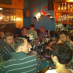 Photo taken at Bar Boca by Even on 11/4/2011