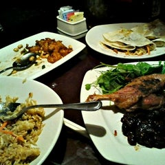 Photo taken at P.F. Chang's by Juan Antonio G. on 5/20/2012