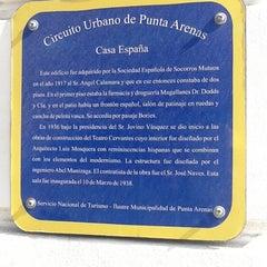 Photo taken at Casa España by Eduardo S. on 10/29/2011