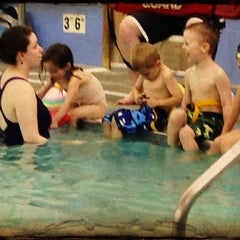 Photo taken at South City YMCA by Stephanie L. on 4/11/2012