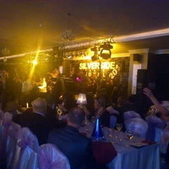 Photo taken at Silverside Otel by Levent E. on 12/31/2011